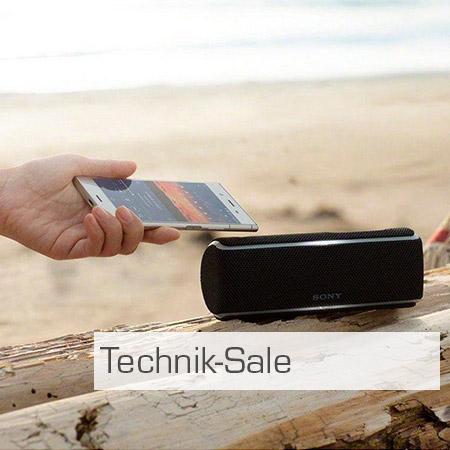Technik Sale
