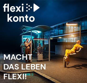 Das Jelmoli-Versand Flexikonto - Macht das Leben flexi!